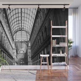Galleria Umberto, Naples Wall Mural