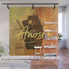 Anoshe.  A Conjuring of Light. Wall Mural