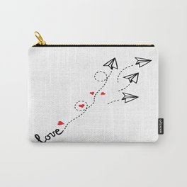 Love letter Carry-All Pouch