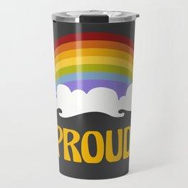Proud Travel Mug