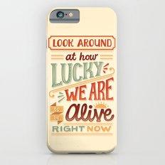 Look Around Slim Case iPhone 6s