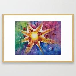 Malchut Framed Art Print