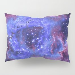 Supernova Explosion Pillow Sham