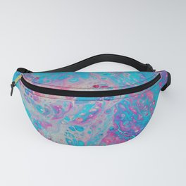 Pastel Cells Fanny Pack