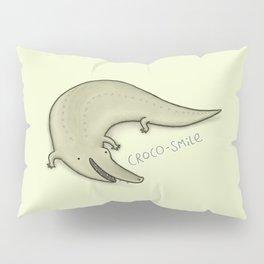 Croco-Smile Pillow Sham