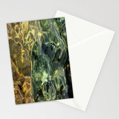 Water surface (3) Stationery Cards