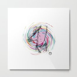 Pal-Daniel Metal Print