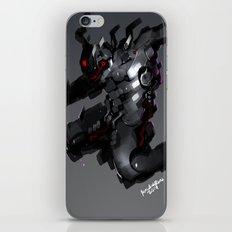 Hand Yong 1.0 iPhone & iPod Skin
