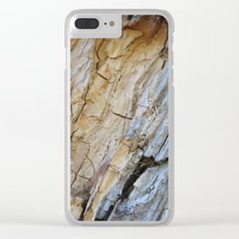 Corked Clear iPhone Case