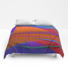 Abstract #430 Sailing Comforters