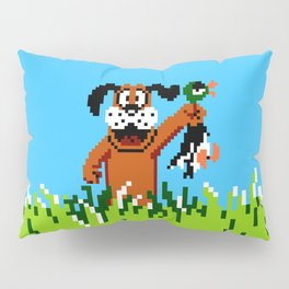 Duck Hunt Pillow Sham