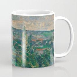 Landscape from Jas de Bouffan Coffee Mug