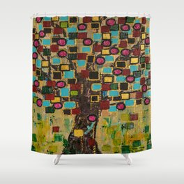 :: Jewel Tree :: Shower Curtain