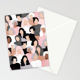 All of us Stationery Cards
