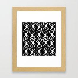 PATTERN *2 Framed Art Print