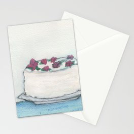 cake series 2 Stationery Cards