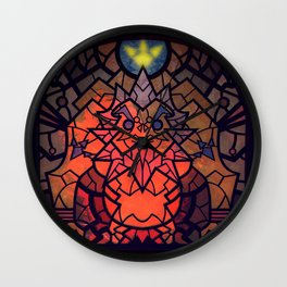Sage of Fire Wall Clock