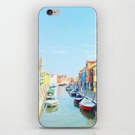 Colorful Island iPhone Skin