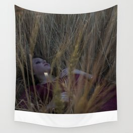 Ophelia of the Plains Wall Tapestry