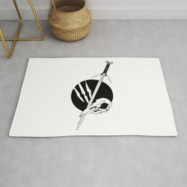 Raven's Claw Rug