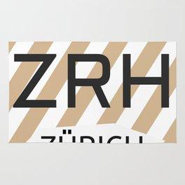 ZRH Alpine Chocolade Rug