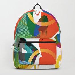 Flight to Paradise Backpack