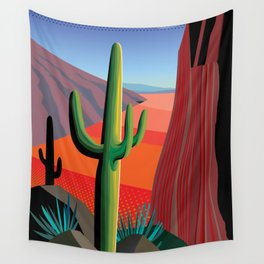 Gringo Pass Wall Tapestry