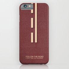 Road iPhone 6s Slim Case