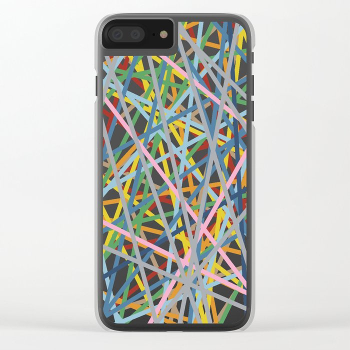 Kerplunk Extended Clear iPhone Case