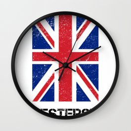 Leicestershire Product  Wall Clock