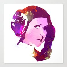 LEIA ORGANA, Princess Canvas Print