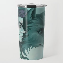 The Forest Prince Travel Mug