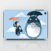 anna iPad Cases featuring The Perfect Neighbor by Anna-Maria Jung