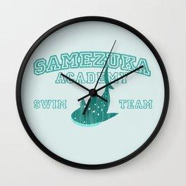 Samezuka - Whale Shark Wall Clock