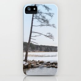 Headwaters in November iPhone Case