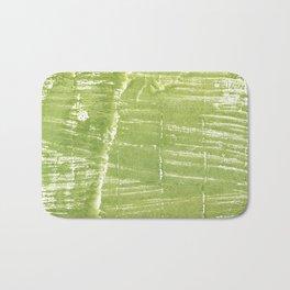 Juicy green Bath Mat