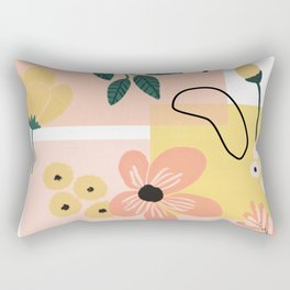 Terra firma Rectangular Pillow