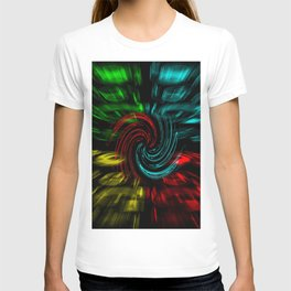 Abstract perfection 47 T-shirt