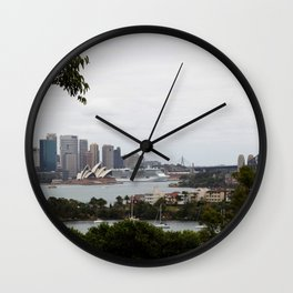 Opera House Wall Clock