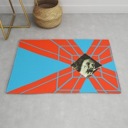 Suspiria Death - Horror Movie - Collage Artwork Rug