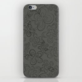 Warm Night, Spring Blossom iPhone Skin