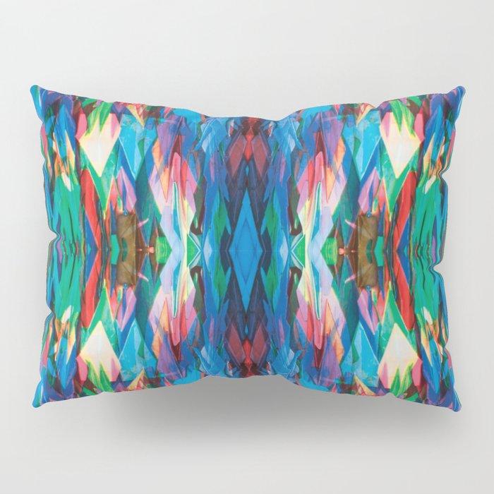 The Third Peace Kaleidoscope Pillow Sham