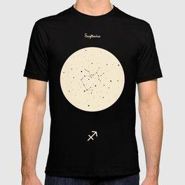 Sagittarius - Blue T-shirt
