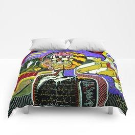 La struttura del sovrappensiero Comforters