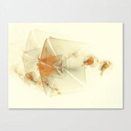 Lemon Breeze Canvas Print