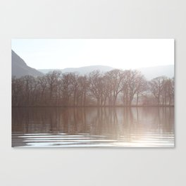 Crummock Water Canvas Print
