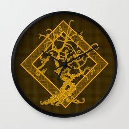 Gears of Life Wall Clock