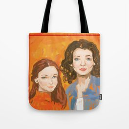 Oh, To Be A Gilmore  Tote Bag