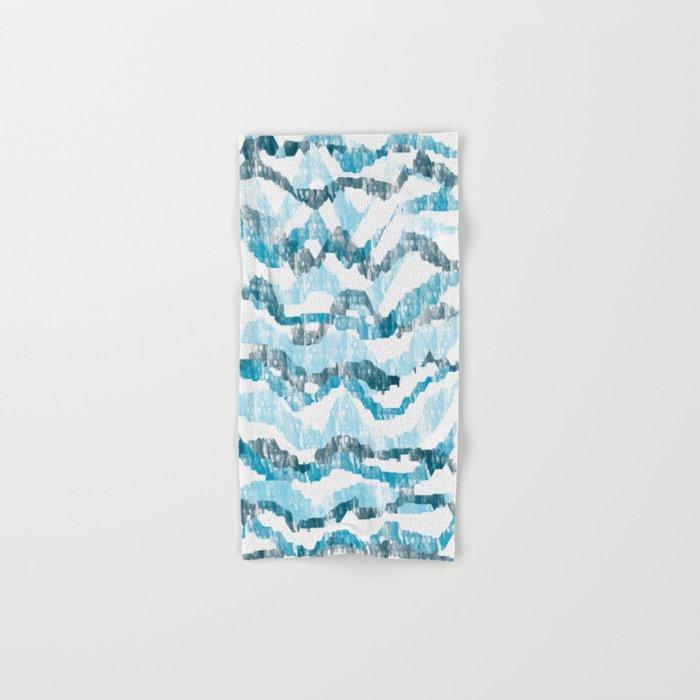 Abstract 158 Hand & Bath Towel
