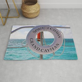 Spirit of Cayman Rug